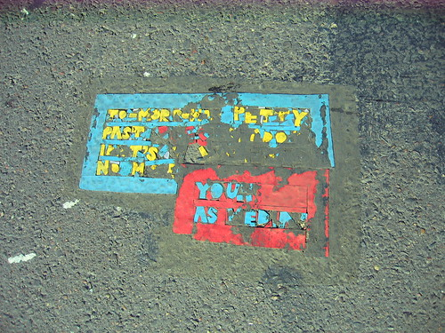MacBeth Toynbee tile almost revealed