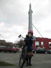 Fremont Rocket at Flickr