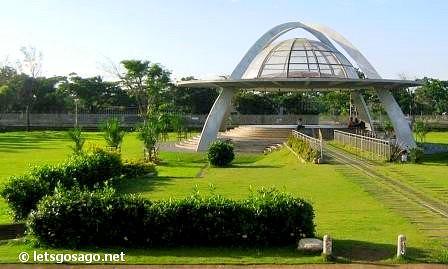 Basilica Diamond Jubilee Pavilion