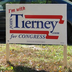Tierney sign