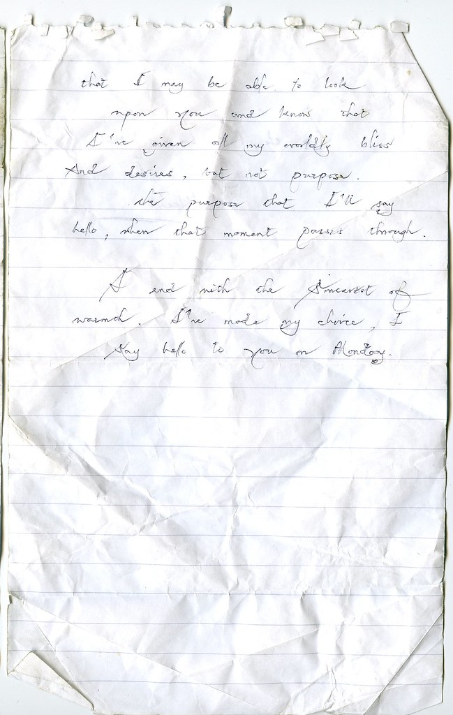 Found Letter (Page 2)