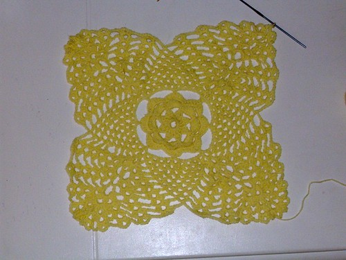 Lacy Baby Blanket 3