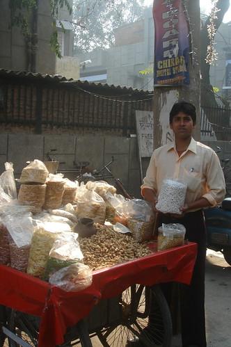 Delhi_Guru Nanak Market早晨市集1-13