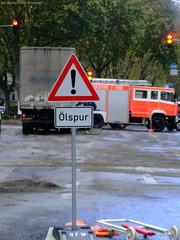 Ölspur Kaiser-Friedrich-Ring 06.11.07