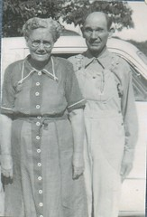 William Frank & Effie Davis Baker