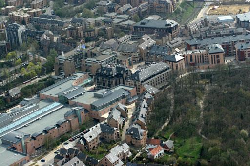Centre-ville de Louvain-la-Neuve