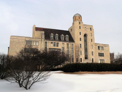 Davis Hall Geography and Geology Building
