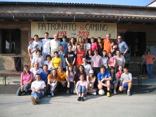 Gruppo Animatori Patronato Camino