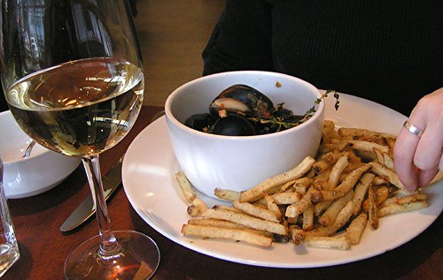 35 st moules frites