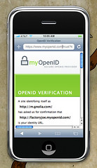iPhoney OpenID Verification