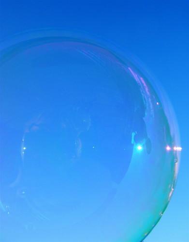 Blue Sky Bubble