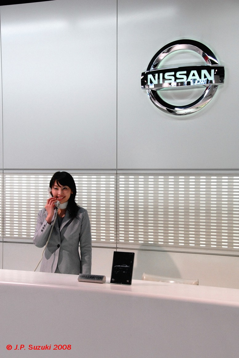 Big Phat R Meets Godzilla In Ginza 2008 Nissan GTR