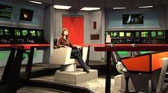 Star Trek: The Tour Original Bridge: Conrad Quilty-Harper
