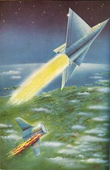 Future Rocket Travel