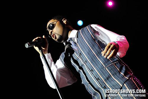 Musiq Soulchild @ the Pageant -- 2008.04.09