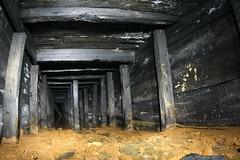 Sandsend Tunnel Escape Tunnel