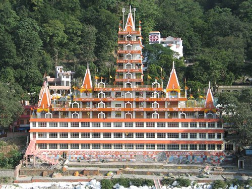 Temple de Laxman Jhula