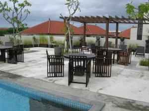 Sky Terrace poolside
