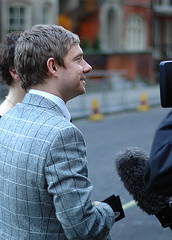 Empire Awards 2008 - Martin Freeman