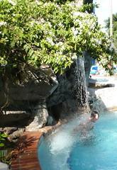 John in the Pool