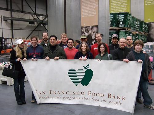 Geeks Doing Good @ SF Food Bank