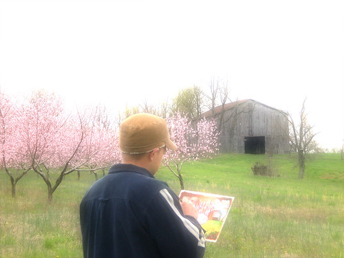 painting At Fox Field Farm