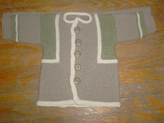 Baby Surprise Jacket - complete