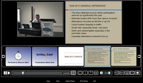 My Review Of NAB 2011 (1/6)