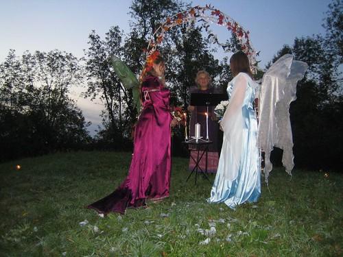 Twilight ceremony