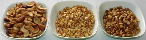nuts (kaara mixer)