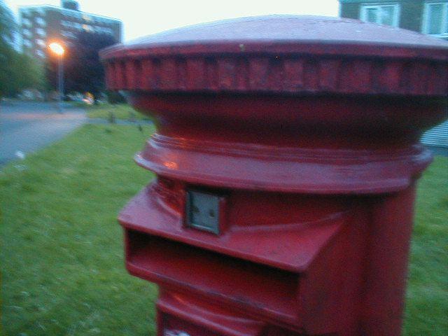 Dawn mailbox