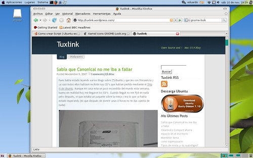 Tuxlink on Macbook