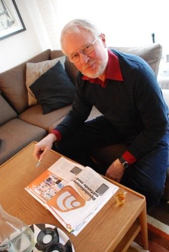 Pappa läser Macworld
