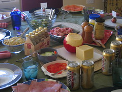 Swedish Christmas lunch in Puerto Rico