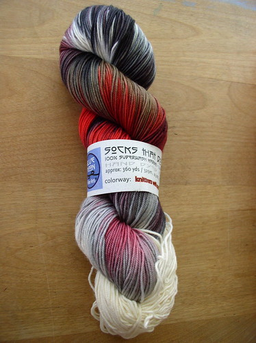 Knitters W/O Borders yarn
