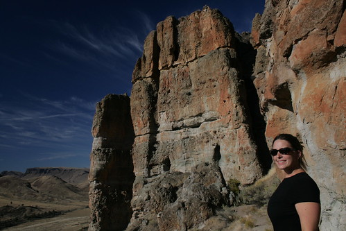 John Day Fossil Beds -- Clarno Unit