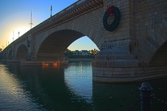 london bridge HDR