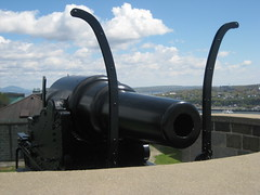 biggest cannon in the citadelle