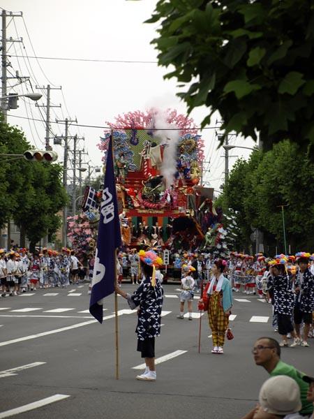 2008年 八戸三社大祭 お通り 19