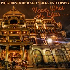 Presidents of Walla Walla University