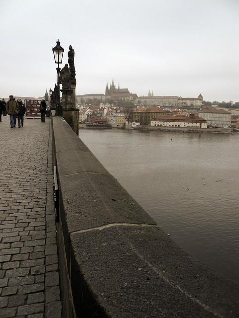 Le Pont Charles, Prague - Photo : Gilderic