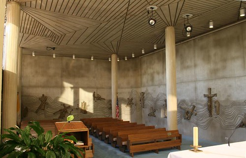 Saint Mary Campus hospital chapel
