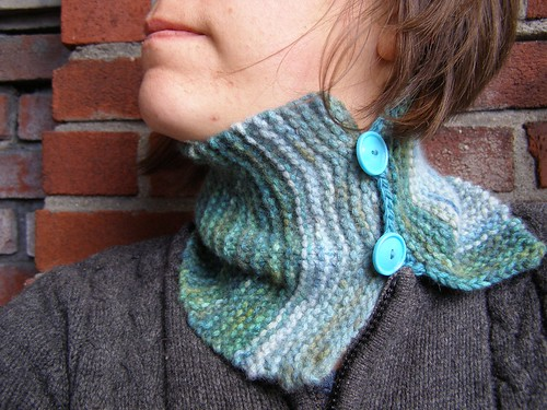 blue moons neckwarmer