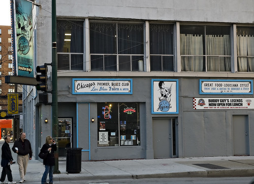 Buddy Guy's Legends - Chicago's Premier Blues Club