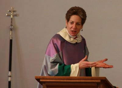 St Nicholas Welcomes Bishop Katharine