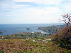 View from Mt. Battie
