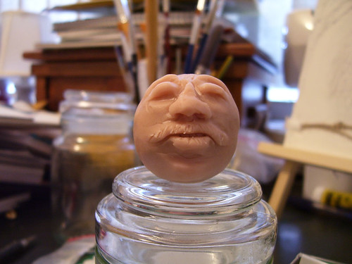Playing with Sculpey