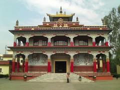 karma temple/tibetan monastery