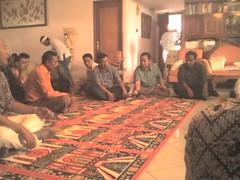 Rapat pemilihan ketua baru