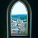 Ljubljana tower window